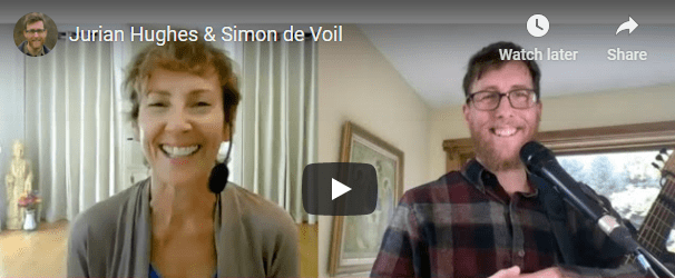 Living a Life that Celebrates the Sacred: A Conversation with Simon De Voil